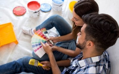 5 Easy Winter Home Improvement Projects